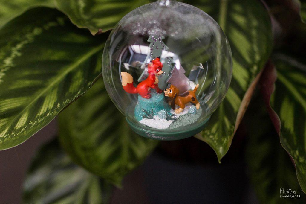Disneyland kerstbal - frank & frey