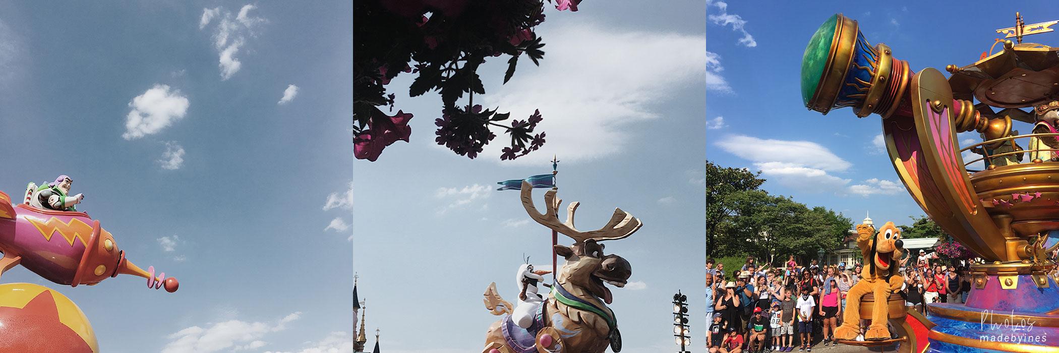 Disney parade  — Disneyland Parijs